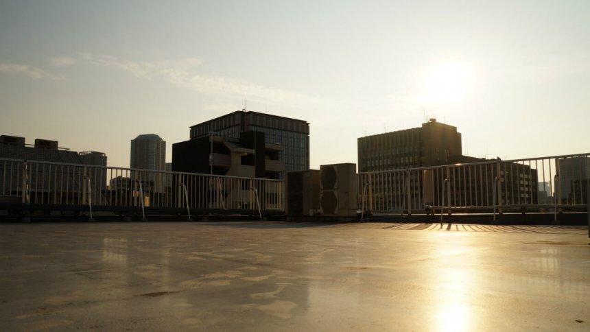 Fululuオフィス門前仲町-屋上ロケスペース- 屋上3
