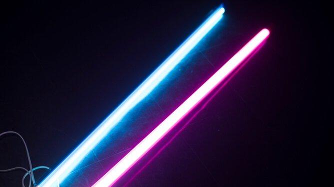 HACOSTUDIO NEO LED蛍光灯