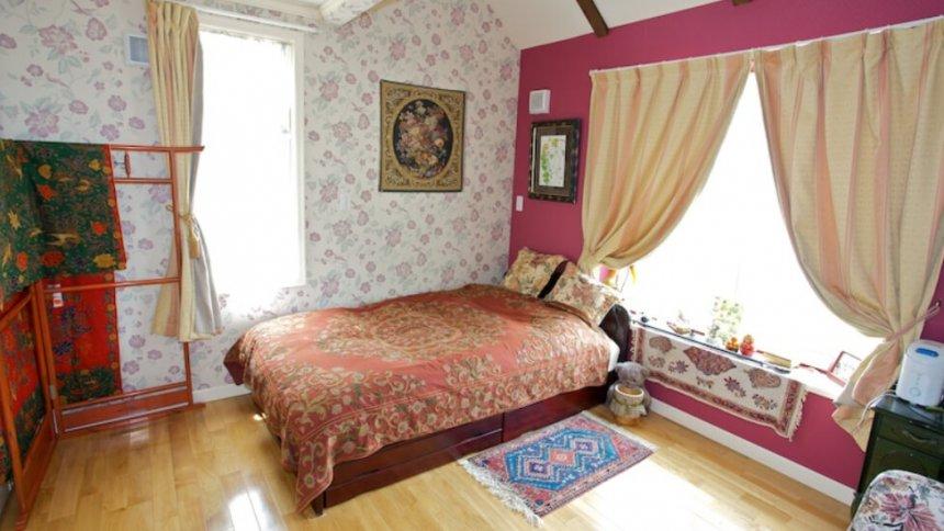 フォトハウススタジオ青山 ベッドルーム2