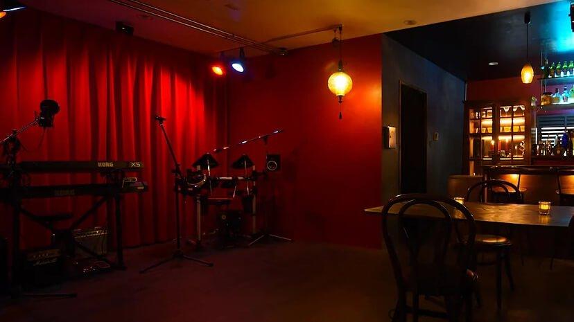 Studio Art8 2号店 ライブステージ