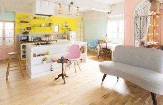 スタジオ Daisy キッチン1