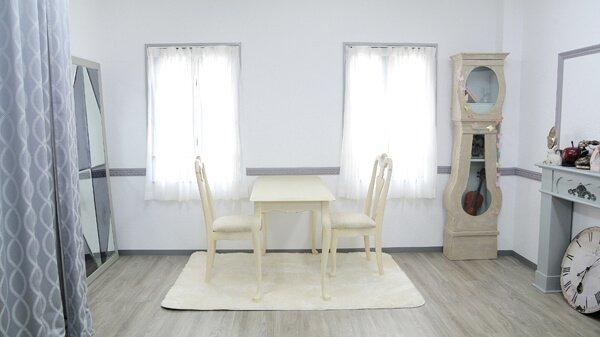 atelier Rara アンティーク 自然光