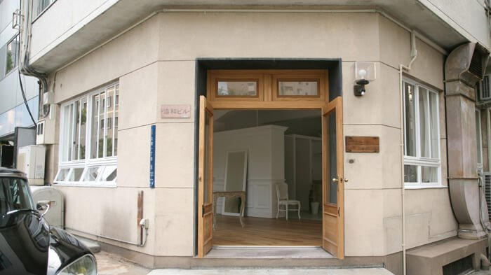 BELOVED STUDIO 外観