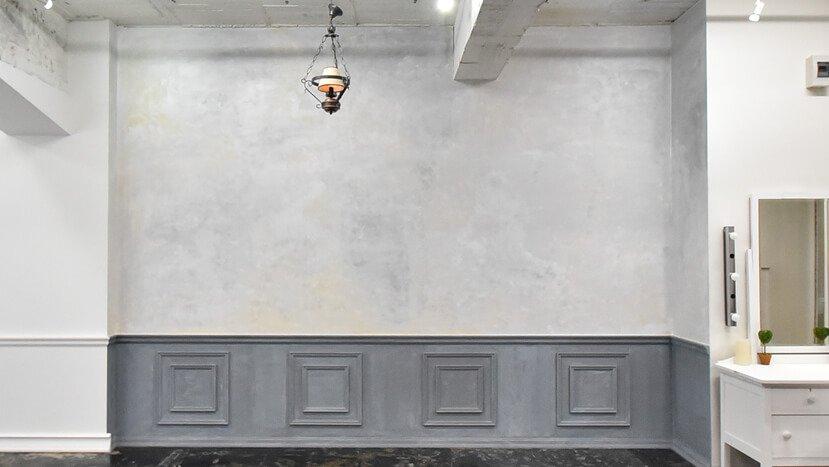 DRESTA アンティークな壁