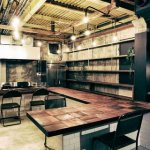 frank work studio ダイニングカフェ