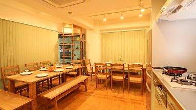 green-kitchen 四谷 キッチンスタジオ3