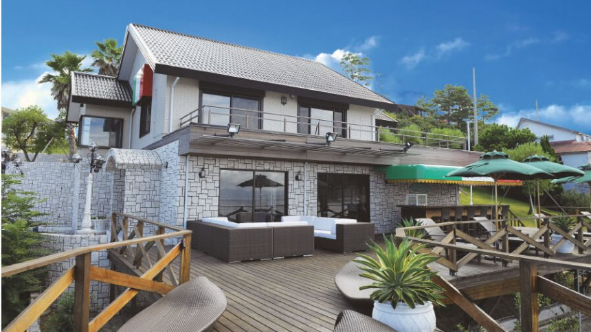 KARIKO BEACH HOUSE<KARIKO RESORT> ビーチカフェ