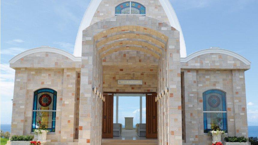 KARIKO BEACH HOUSE<KARIKO RESORT> 教会