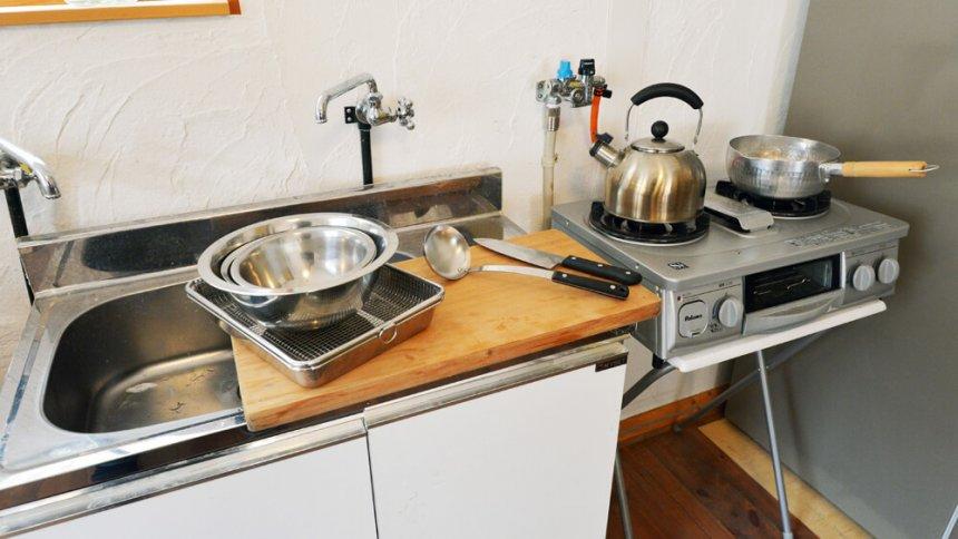 studio Bresson キッチン