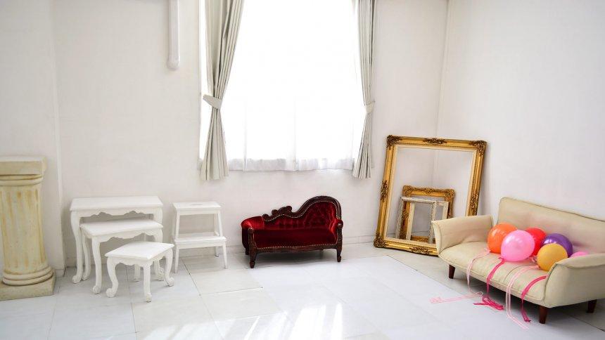 studio Felice スタジオA ホワイトフリースペース