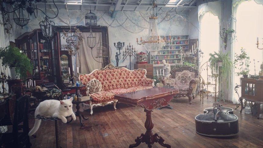 Studio Lumiere'k シャビーシック