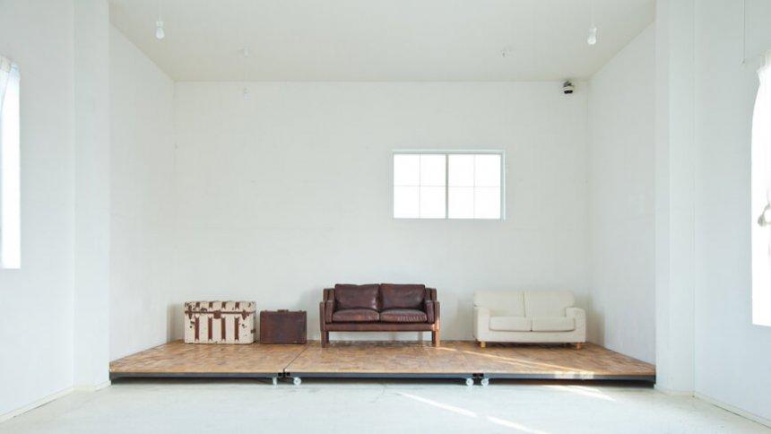 Studio PICNIC ホワイトスペース