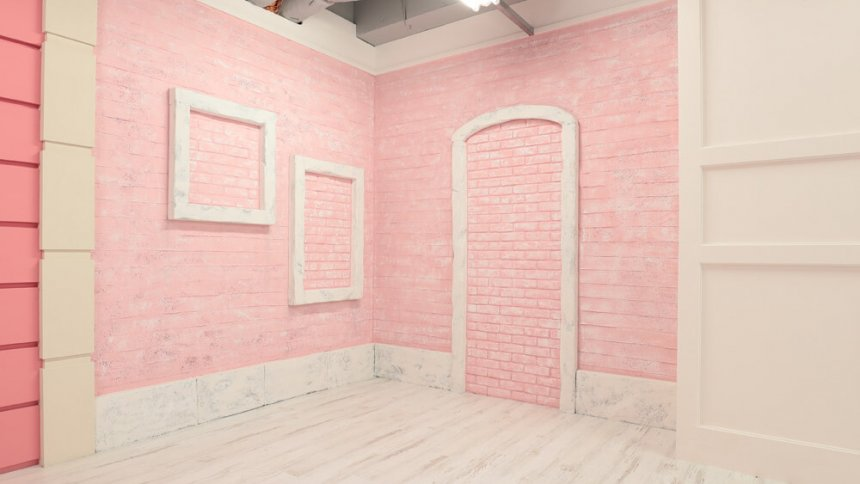 studio PINK ピンクレンガ