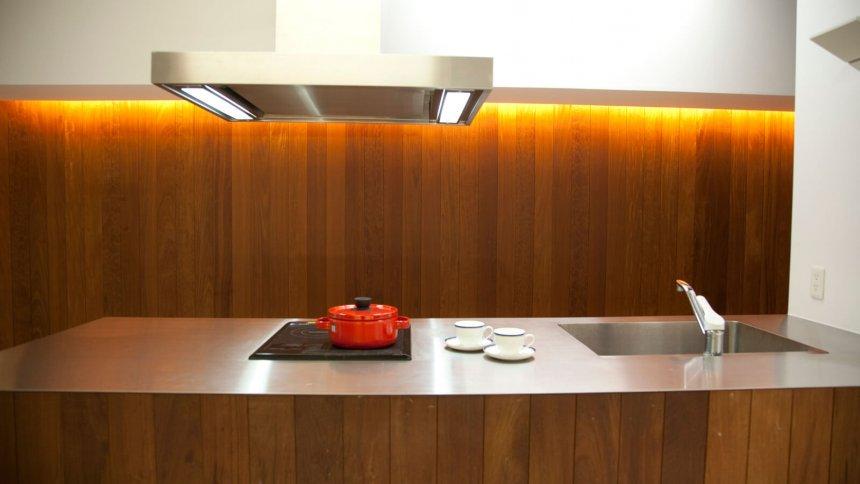 studio U+ キッチン