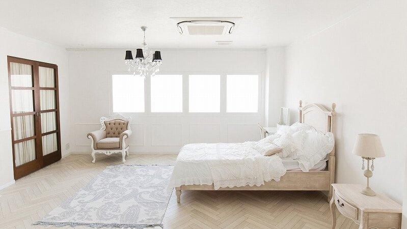 Studio Venato ベッドルーム
