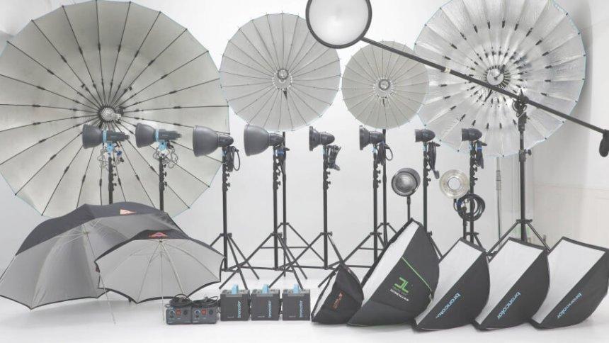 VUSK studio 撮影機材
