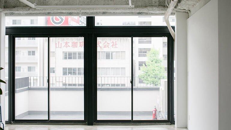 309スタジオ 自然光3
