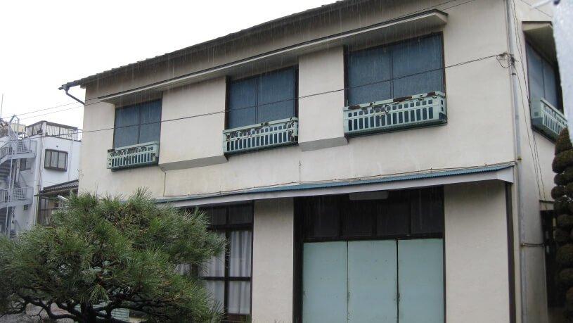 ハウススタジオ昭和 廃屋