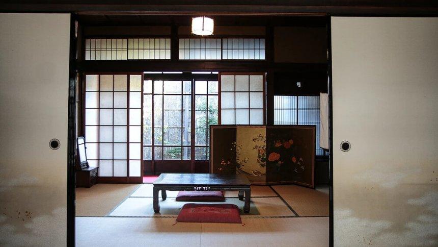 スタジオ鶏 和室2