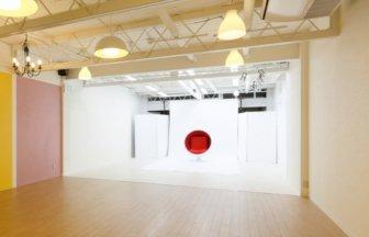 スタジオ ハロ シンプル&ナチュラルな空間