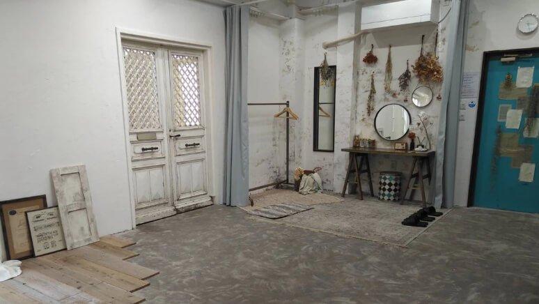 Studio Loulou101 ボタニカルな部屋1