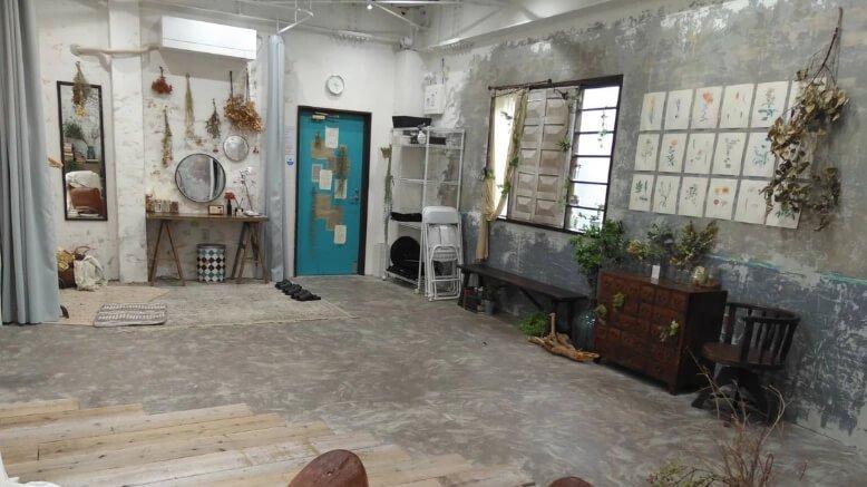 Studio Loulou101 ボタニカルな部屋2