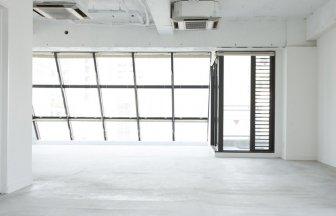 スタジオヌーン 8F コンクリート床1