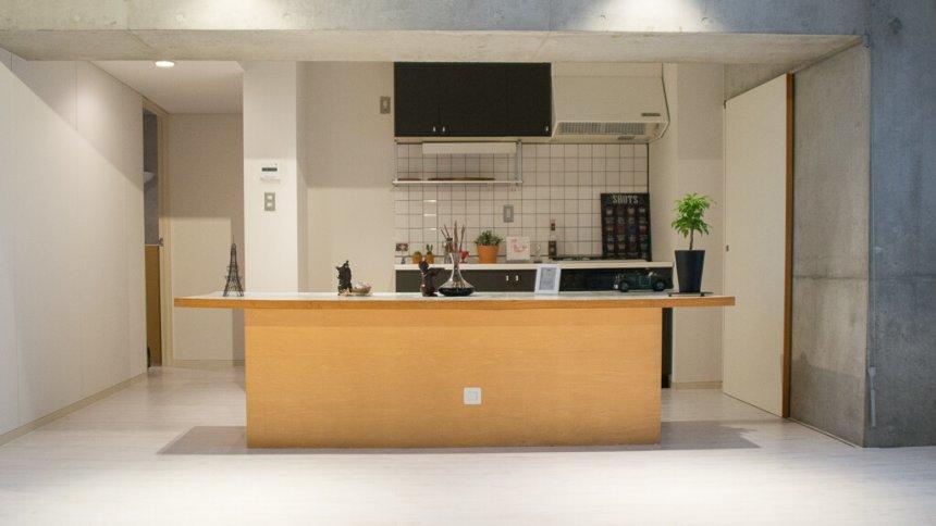 Studio P' キッチンスペース1