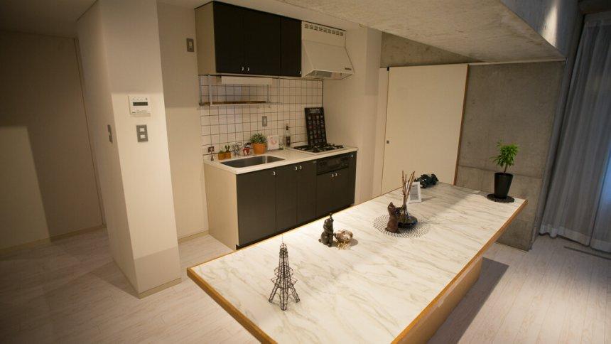 Studio P' キッチンスペース2