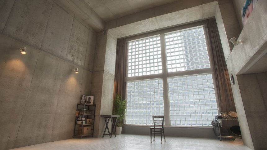 Studio P' スタジオスペース1