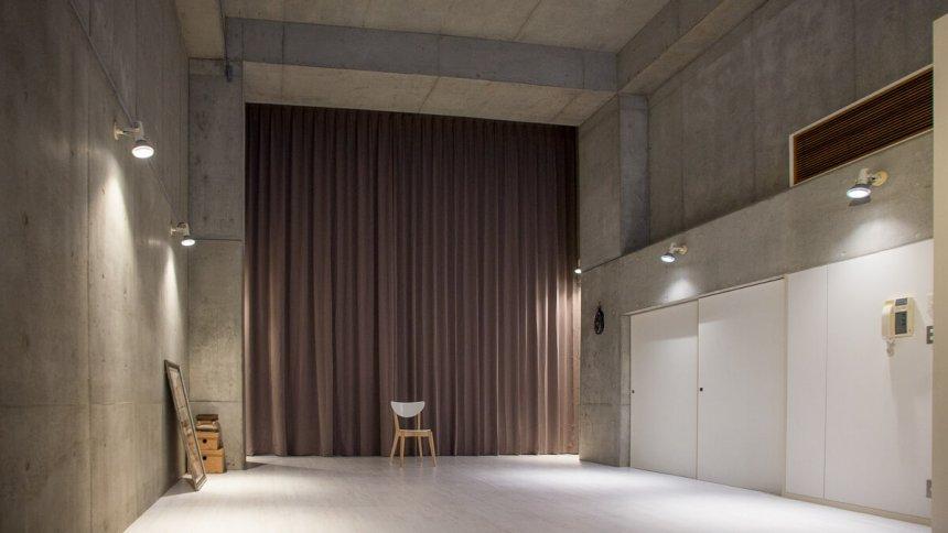 Studio P' スタジオスペース2