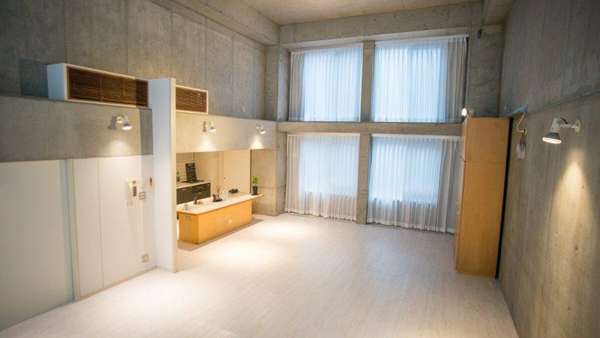 Studio P' スタジオスペース4