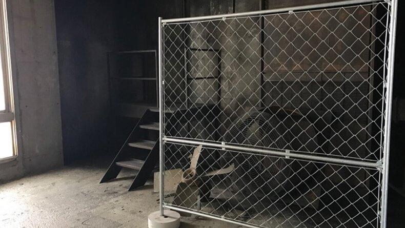 スタジオPLOTARTⅡ 廃倉庫3