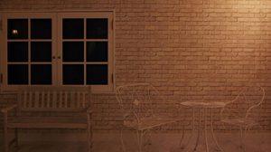 スタジオリンク レンガの壁