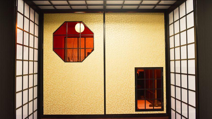 スタジオ パリュール 和室1
